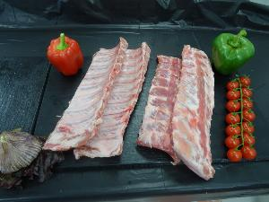 Travers ou ribs de porc (1pce:300 gr)
